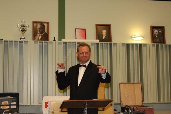 Dirigent Rao Frank Sterenborg